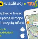 Tradycyjne mapy w aplikacji mobilnej dla aktywnych Compass i Traseo łączą siły!