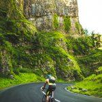 Ból kolan po rowerze